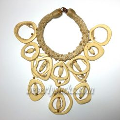 Bone Rope Necklace1