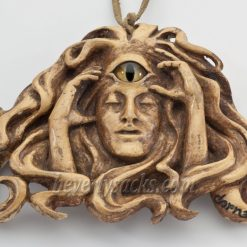 Howard Dornan Carved Wooden Pendant